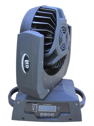 CABEZA MOVIL WASH 108 LEDS MODELO.SL-3020..