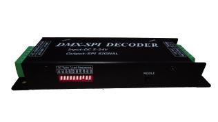 DECODER DMX 2