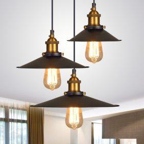 Loft-American-Vintage-lámparas-colgantes-lámpara-de-cobre-sostenedor-E27-110-220-V-lámpara-colgante-antiguo